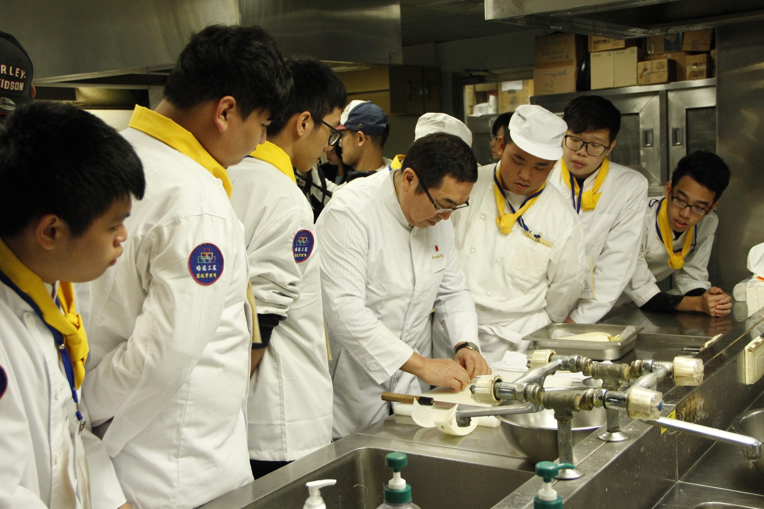 第一屆日本料理調理技能認證
