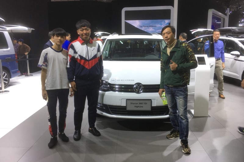 22th Taipei Int'L Auto Show